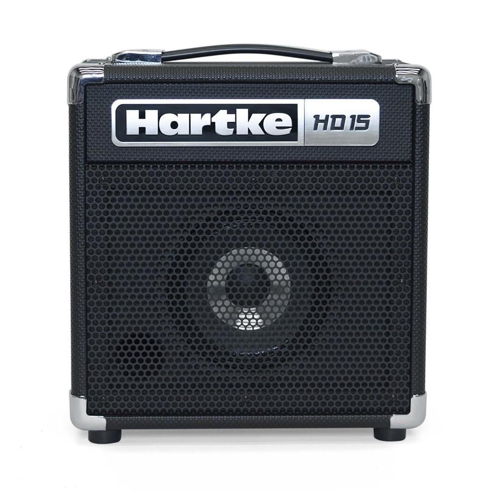 hartke hd15 15 watt bass combo amplifier combos amps guitar instruments. Black Bedroom Furniture Sets. Home Design Ideas