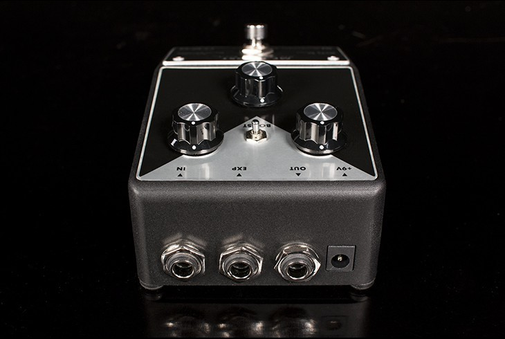 moog minifooger mf boost guitar effects pedal. Black Bedroom Furniture Sets. Home Design Ideas