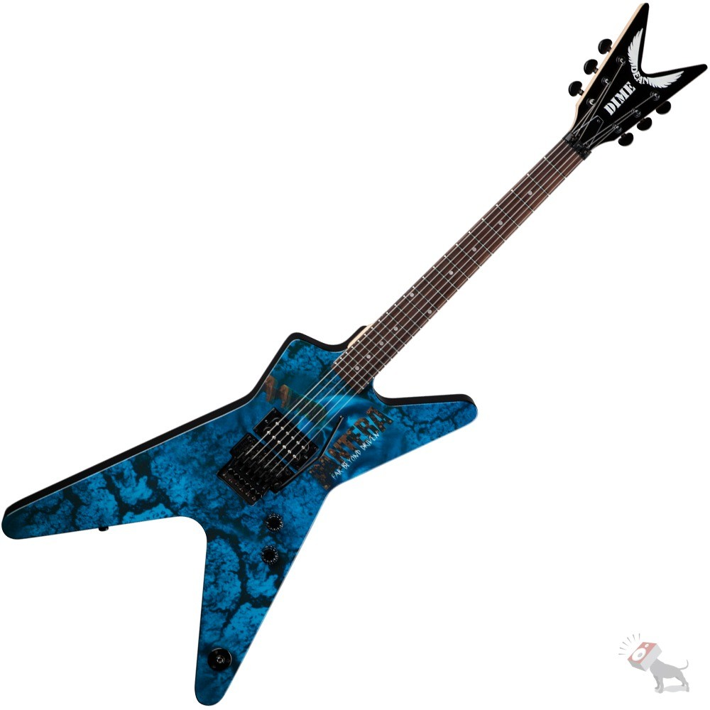 dean dimebag darrell ml series signature electric guitar pantera far beyond driven graphic. Black Bedroom Furniture Sets. Home Design Ideas