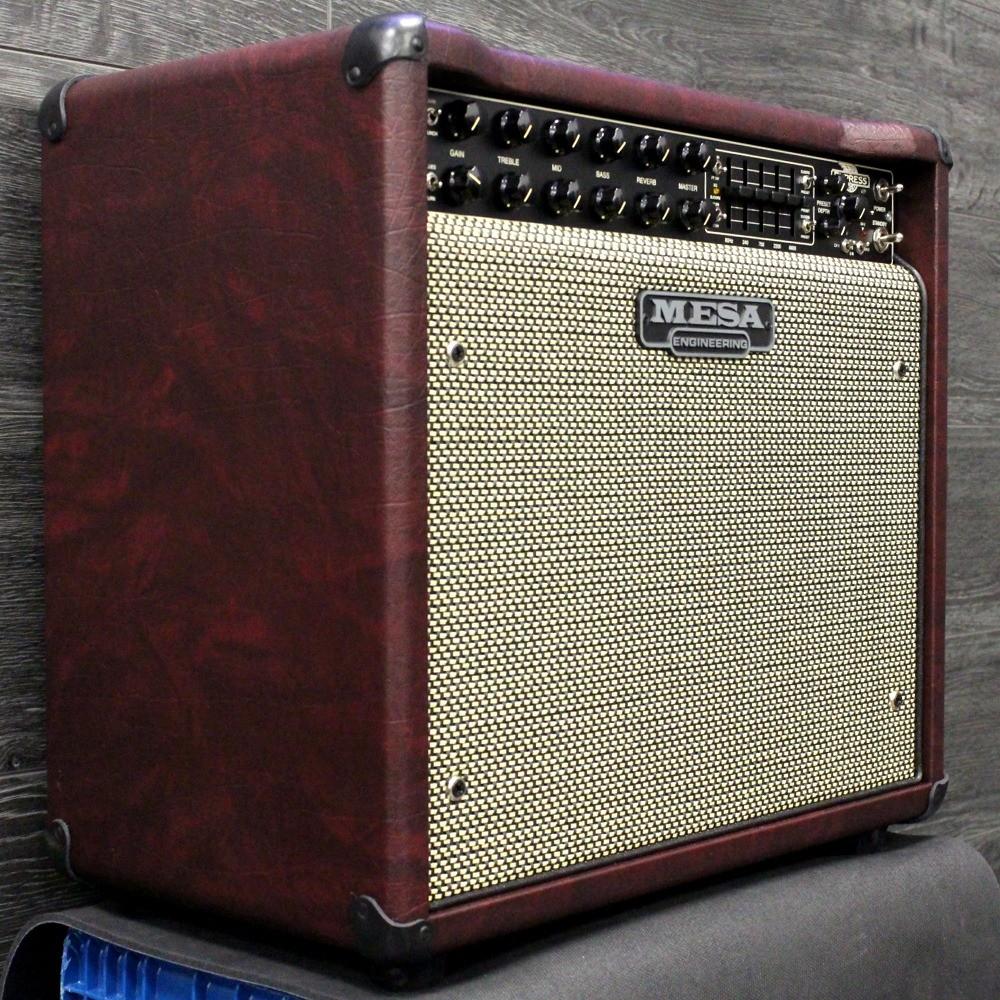 Mesa boogie amplifiers express 5 25 25 watt 2 channel 4 for Mesa boogie express 5 25