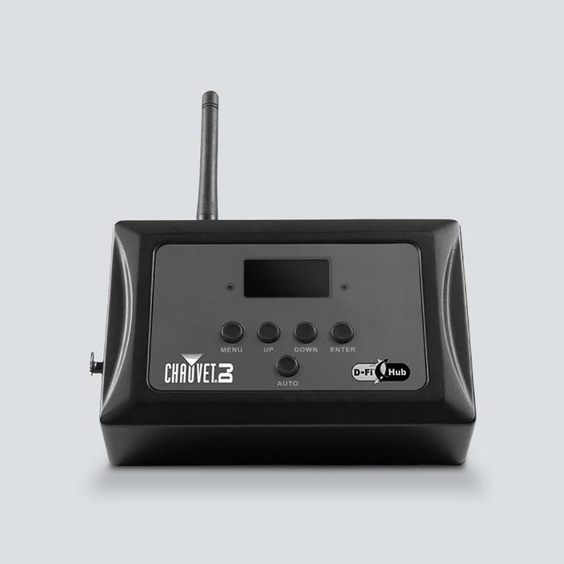 Chauvet D-Fi Hub Wireless DMX Transmitter/Receiver