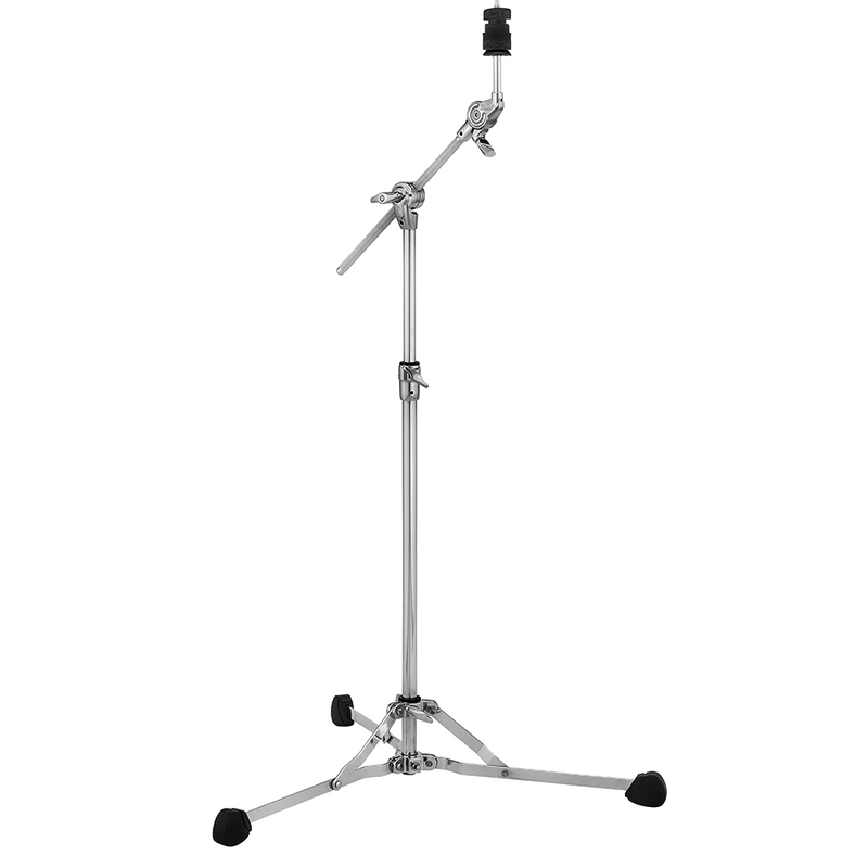 Pearl Drums BC150S Flat Base Boom Cymbal Stand, Uni-Lock Tilter