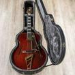 D'Angelico DAESTBTBVIOGT Excel Style B Throwback Guitar, Ebony Fretboard, Viola (B-STOCK)