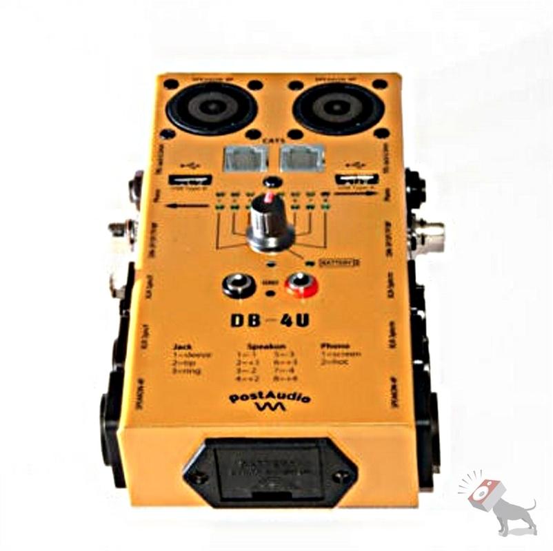 Post Audio DB-4U Professional Multi Cable Tester