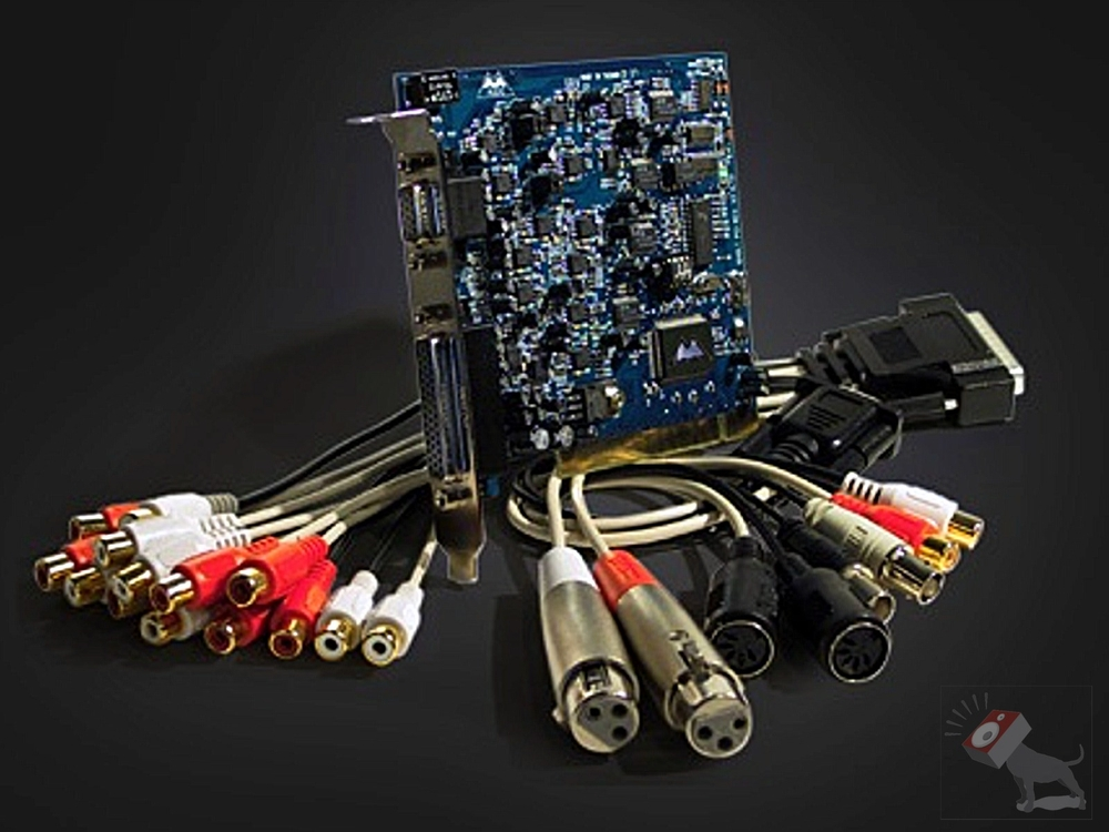 M-Audio Delta 1010LT 10-in/10-out PCI Virtual Studio