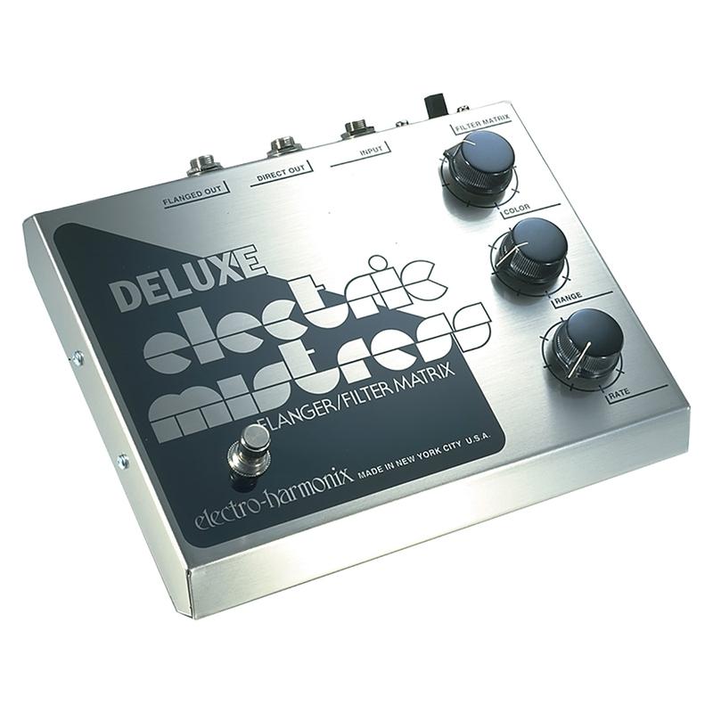 Electro-Harmonix Classics Deluxe Electric Mistress Flanger/Filter Matrix Pedal