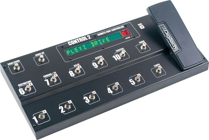 Digitech Controller Foot Control 2 for GSP1101 GSP 1101 w/BOX