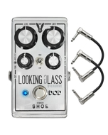 DigiTech DOD Looking Glass Overdrive Guitar Effects Pedal with Patch Cables