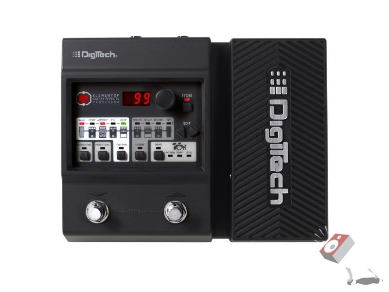 Digitech Element XP Guitar Effects Proccesor Pedal
