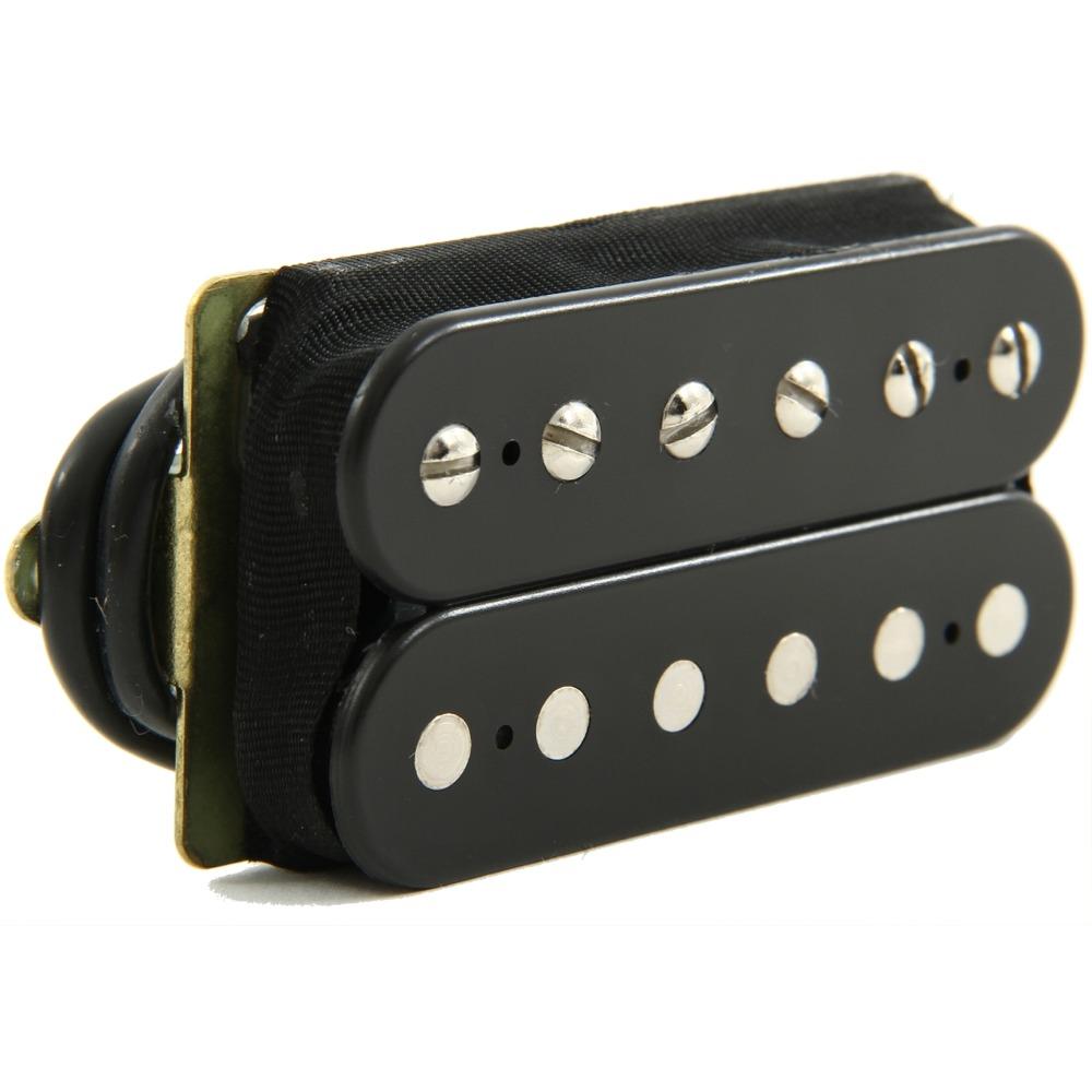 pitbull audio dimarzio tone zone dp155bk electric guitar bridge pickup in black. Black Bedroom Furniture Sets. Home Design Ideas