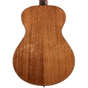 Breedlove Guitars Discovery Concert LH Left-Handed Acoustic Guitar, Sitka Spruce - Mahogany, Natural w/ Bag