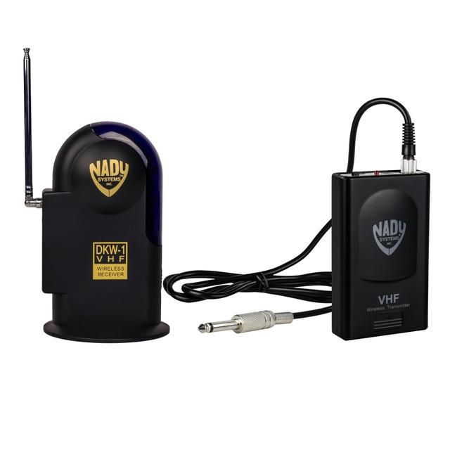 Nady DKW-1 GT VHF Wireless Guitar/Instrument System; Channel E