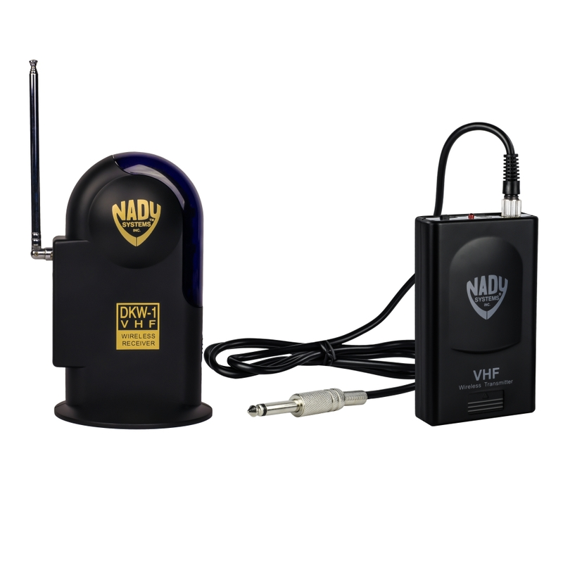 Nady DKW-1 GT VHF Wireless Guitar/Instrument System; Channel D