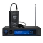 Nady DKW-3 LT Wireless Lavalier VHF Microphone System; Band R