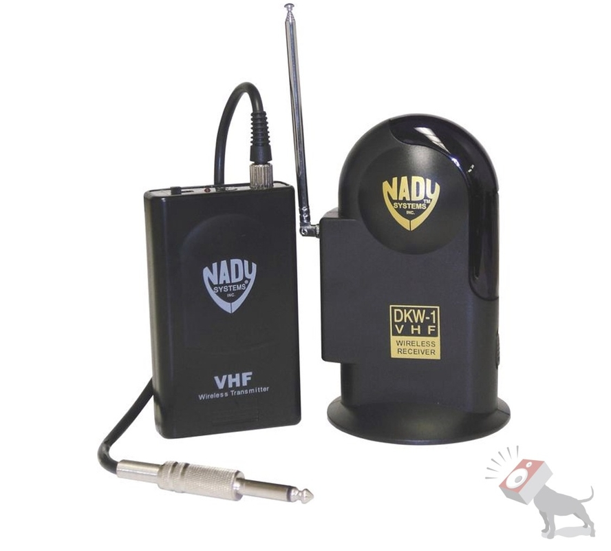 Nady DKW-1 GT VHF Wireless Guitar System DKW1GT Sys/N Frequency Channel N