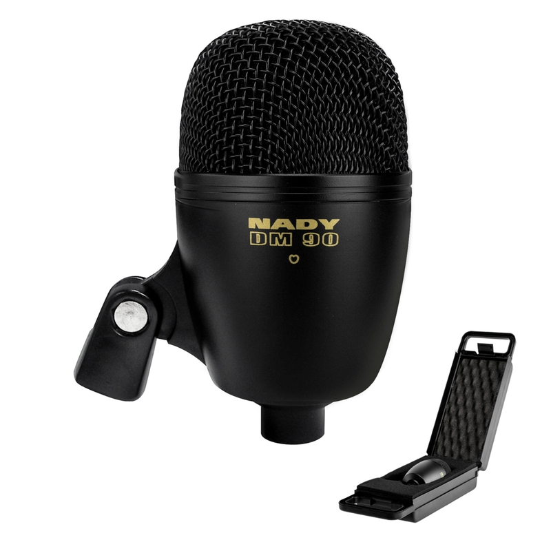 Nady DM-90 Dynamic Kick Drum Microphone