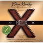Dean Markley 2081 Helix Light Acoustic Guitar Strings (11-52)