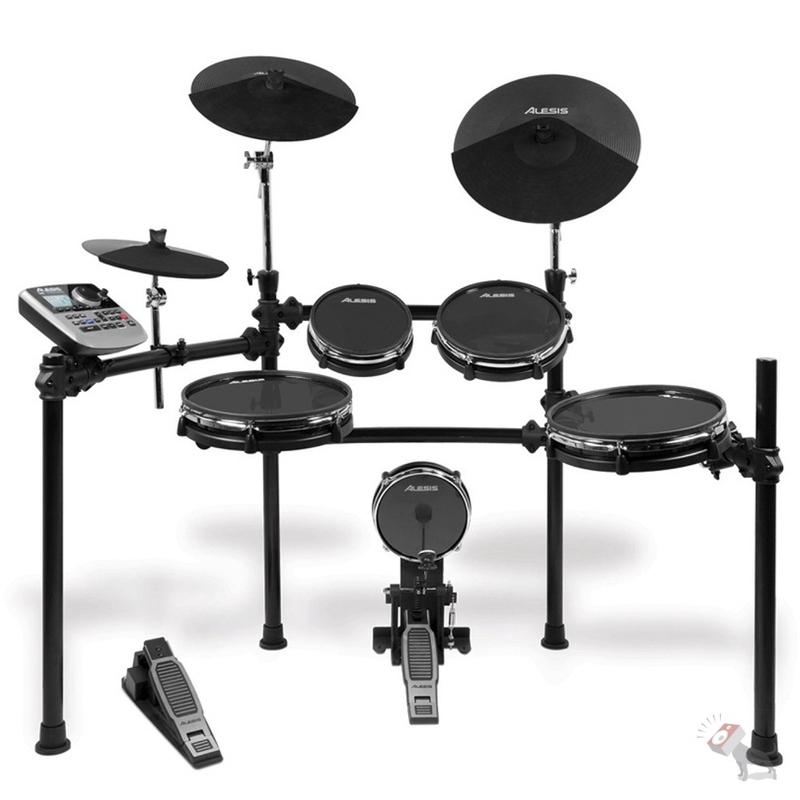 Alesis DM8 Pro Professional Five-Piece Electronic Drum Kit