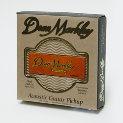 Dean Markley Promag Gold Acoustic Guitar Sound Hole Humbucking Pickup Dual Coil