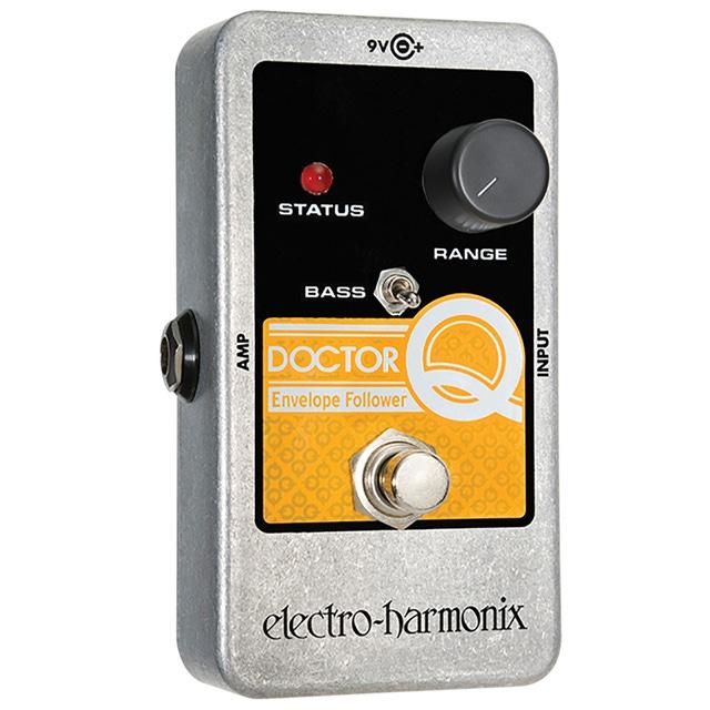 Electro-Harmonix Doctor Q Envelope Follower Funk Filter Effects Pedal