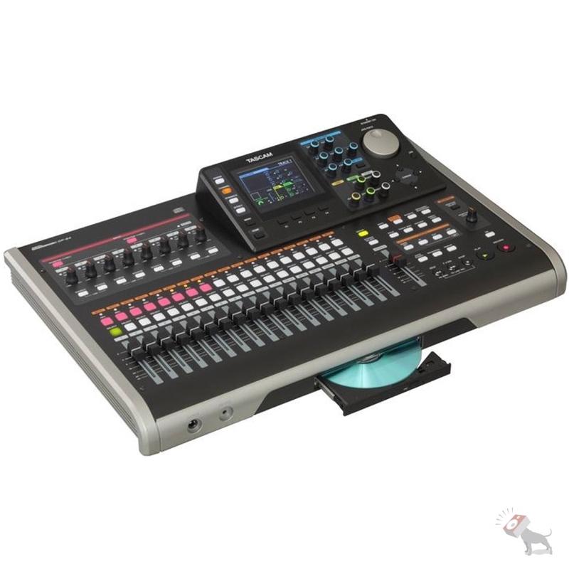 Tascam DP-24 24-Track Digital Portastudio