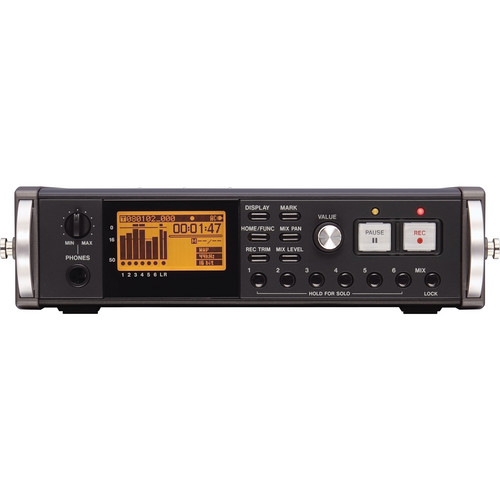 Tascam DR-680 Portable Professional 8-Track Multi-Channel Recorder DR680