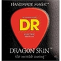 DR DSE-9-46 Dragon Skin Lit N Heavy Coated Electric Guitar Strings (9-46)