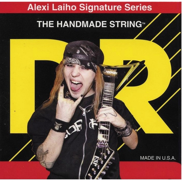 DR Strings AL-10 Alexi Laiho Medium Electric Guitar Strings (10-46)