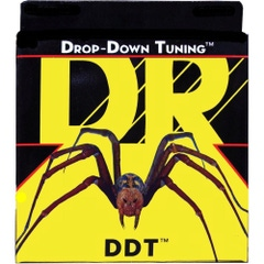 3-Sets DR Strings DDT-11 Drop Down Tuning Extra Heavy Electric Guitar  (11-54)