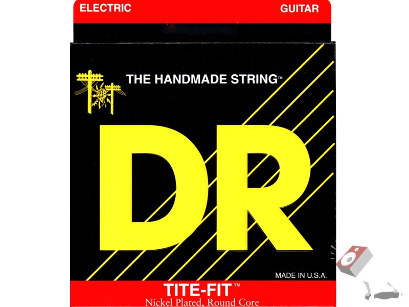 DR BT-10 Tite Fit Big N Heavy Electric Guitar Strings (10-52)