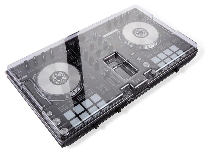 Mixware Decksaver DS-PC-DDJSR Pioneer DDJ-SR Clear Polycarbonate Cover