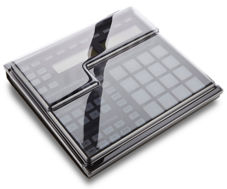 DeckSaver DS-PC-MASCHINEMK2 Clear Cover for Native Instruments Maschine MK2