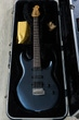Ernie Ball Music Man Luke III HSS Steve Lukather Signature Electric Guitar with Case - Bodhi Blue Finish