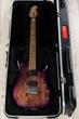 Ernie Ball Music Man BFR John Petrucci JP15 Guitar, Purple Sunset, Spalted Maple Top