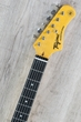 Tagima TW-61 Woodstock Series Jazzmaster Style Electric Guitar - Black