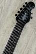 Ernie Ball Music Man John Petrucci Majesty 7-String Guitar in Polar Noir Finish with Hard Case