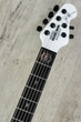 Ernie Ball Music Man John Petrucci The Majesty 6-String Electric Guitar with Hard Case - Glacial Frost