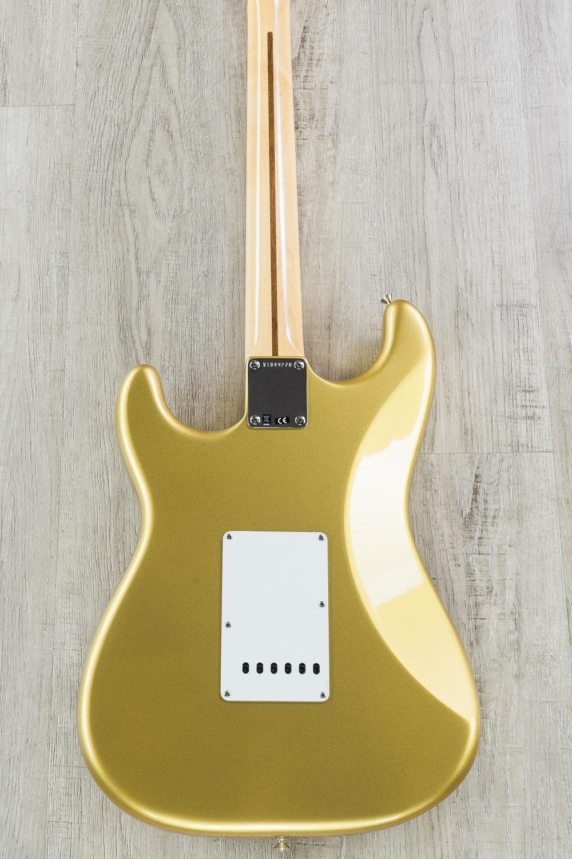 pitbull audio fender american original 39 50s stratocaster electric guitar maple fingerboard. Black Bedroom Furniture Sets. Home Design Ideas