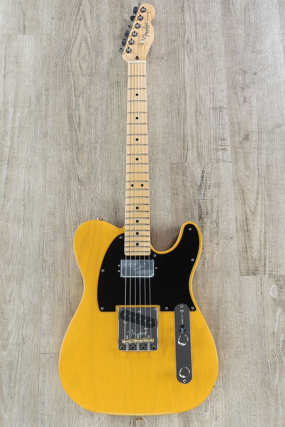 pitbull audio fender 2018 limited edition american professional telecaster electric guitar. Black Bedroom Furniture Sets. Home Design Ideas