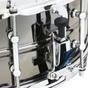 """Crush BMS14X55N Beaded Metal Snare Drum - Steel Nickel Finish (5.5"""" x 14"""")"""