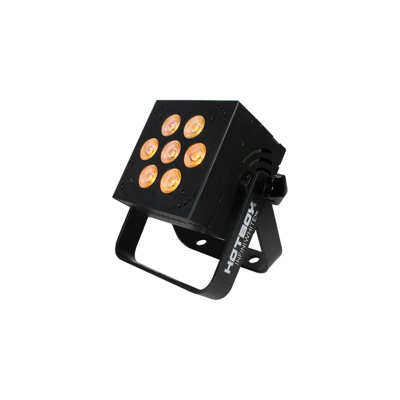 Blizzard Lighting HotBox Infiniwhite 7x5 Watt AWC LED Wash Light
