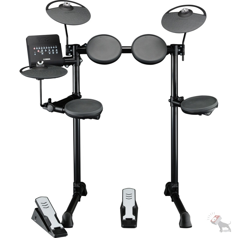 Yamaha DTX400K 5-Piece Electronic Drum Kit