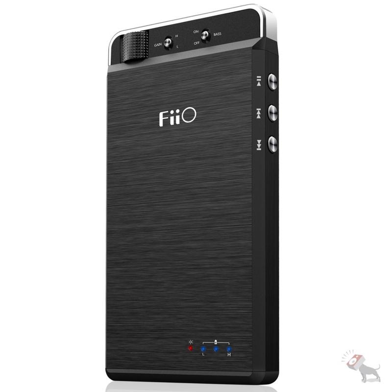 FiiO Kunlun E18 Portable USB DAC Headphone Amplifier