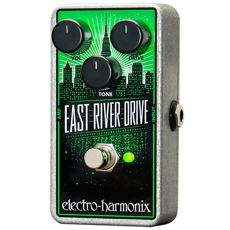 Electro-Harmonix East River Drive Guitar Effects Pedal