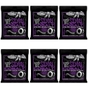 6-Pack Ernie Ball 2720 Cobalt Power Slinky Electric Guitar Strings (11-48)