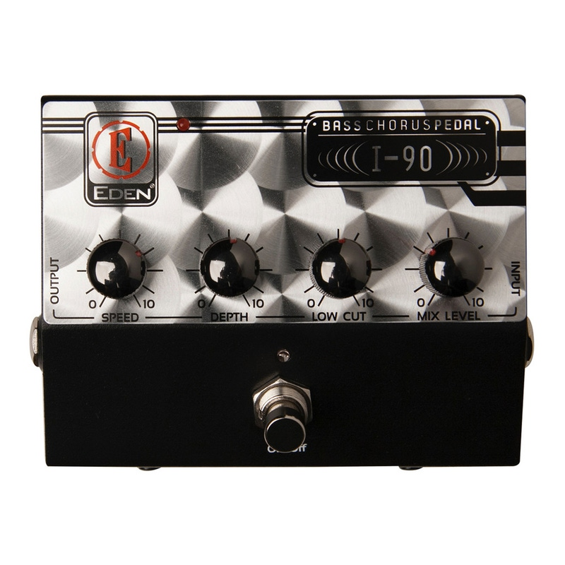 pitbull audio eden i90 bass chorus guitar effects pedal power supply. Black Bedroom Furniture Sets. Home Design Ideas