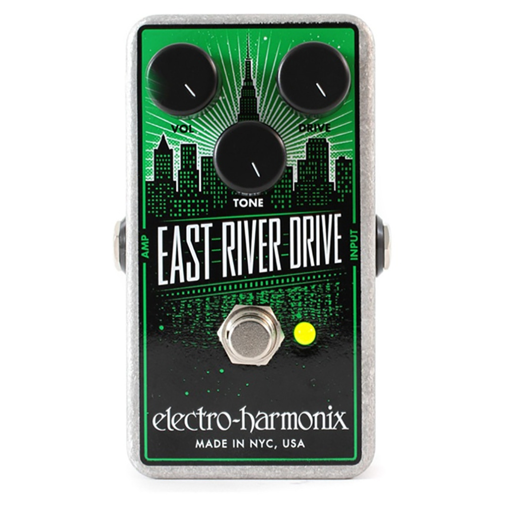 pitbull audio jhs pedals ehx east river drive strong gain mod guitar effects pedal. Black Bedroom Furniture Sets. Home Design Ideas
