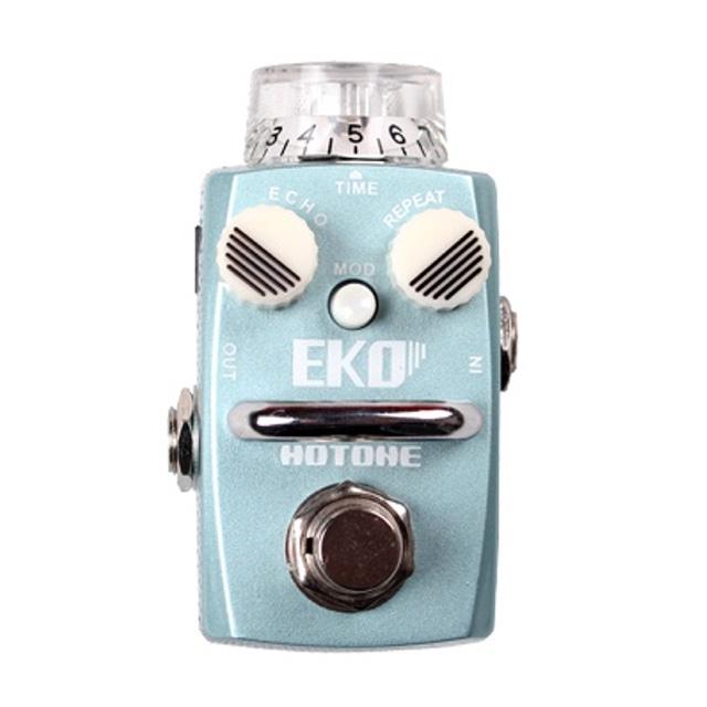 Hotone Eko Ambient Digital/Analog Delay Skyline Series Stompbox