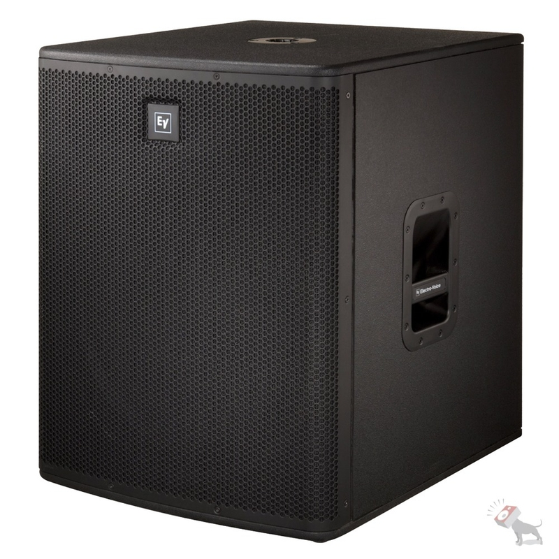 "EV Electro Voice ELX118P Powered 18"" Live Sound Subwoofer"