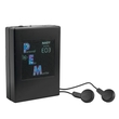Nady EO3 Wireless Personal In-Ear Monitor System with Earbud Headphones; Channel CC